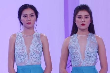 The Face: Phạm Hương và 3 lần loại thí sinh team Lan Khuê - Ảnh 2