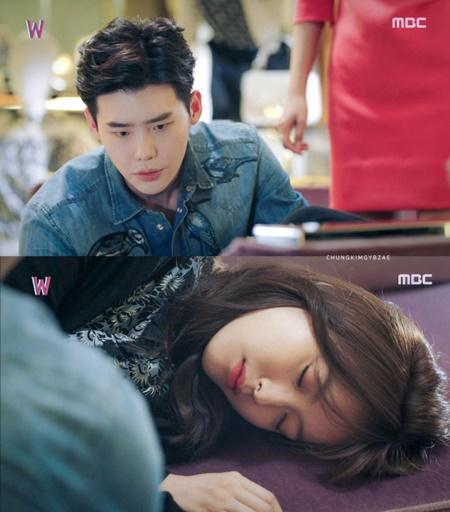 """""""W - Hai thế giới"""" tập 3: Han Hyo Joo bình an vô sự dù bị trúng đạn  - Ảnh 1"""
