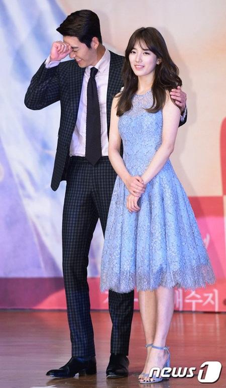 Kim Woo Bin đỡ lời giúp Suzy khi bị hỏi đến Lee Min Ho - Ảnh 5