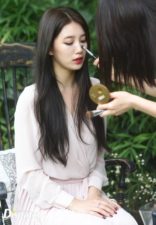 Chỉ với mái tóc thẳng, Suzy đã khiến Lee Min Ho xao xuyến như thế nào? - Ảnh 9