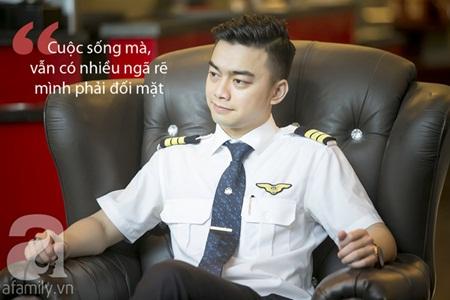 Những ngã rẽ và góc khuất về chàng diễn viên nhí nổi tiếng nay là phi công - Ảnh 2