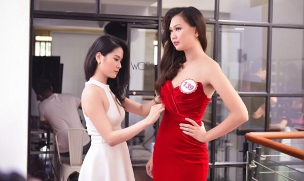NTK trẻ Hoa hậu Việt Nam 2016: Là phụ nữ phải biết trân trọng chính mình - Ảnh 2