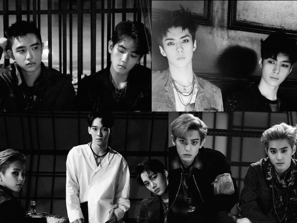 """EXO """"càn quét"""" bảng xếp hạng, đạt danh hiệu """"triệu bản"""" lần 3 - Ảnh 1"""