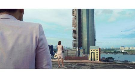 Người đẹp giấu mặt của The Face diễn xuất trong MV của Phan Ngọc Luân - Ảnh 4