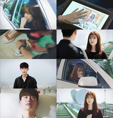 """""""W - Hai thế giới"""" tập 8: Lee Jong Suk nhảy từ nóc nhà xuống, quên đi nữ chính - Ảnh 3"""