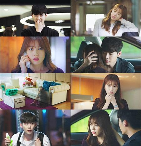 """""""W - Hai thế giới"""" tập 8: Lee Jong Suk nhảy từ nóc nhà xuống, quên đi nữ chính - Ảnh 1"""