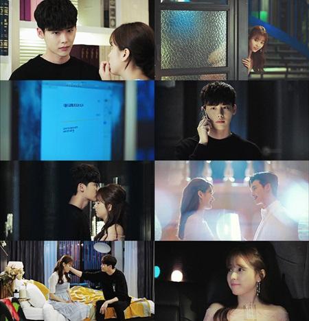 """""""W - Hai thế giới"""" tập 8: Lee Jong Suk nhảy từ nóc nhà xuống, quên đi nữ chính - Ảnh 2"""