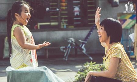 """Thu Trang kể chuyện lần đầu vào vai """"mẹ khờ"""", bầm dập bảo vệ con - Ảnh 2"""