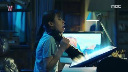 """W - Hai thế giới"" tập 11: Lee Jong Suk sắp bị biến mất - Ảnh 5"