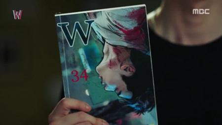 """W - Hai thế giới"" tập 11: Lee Jong Suk sắp bị biến mất - Ảnh 14"