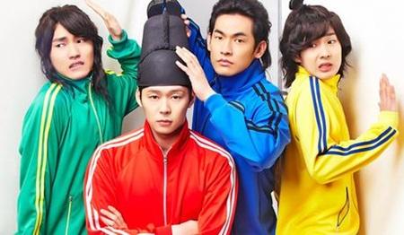 Những tình yêu vượt không gian thời gian trong phim Hàn - Ảnh 3