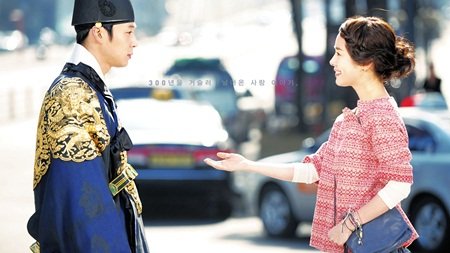 Những tình yêu vượt không gian thời gian trong phim Hàn - Ảnh 4