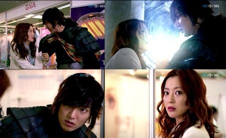 Những tình yêu vượt không gian thời gian trong phim Hàn - Ảnh 1