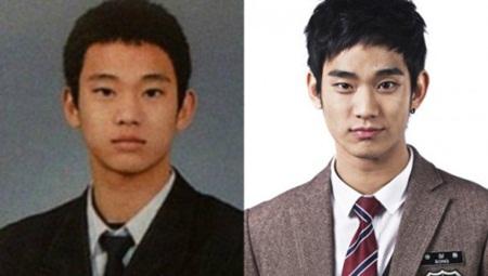 """""""Giật mình"""" với ảnh thời học sinh của loạt mỹ nam xứ Hàn - Ảnh 5"""