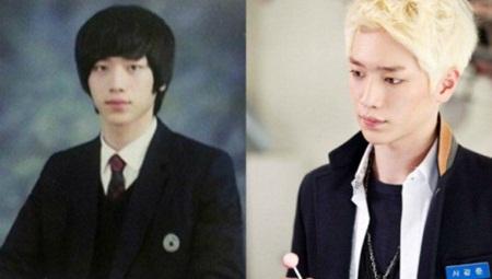 """""""Giật mình"""" với ảnh thời học sinh của loạt mỹ nam xứ Hàn - Ảnh 14"""