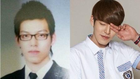 """""""Giật mình"""" với ảnh thời học sinh của loạt mỹ nam xứ Hàn - Ảnh 7"""