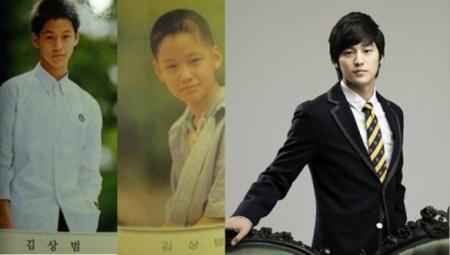 """""""Giật mình"""" với ảnh thời học sinh của loạt mỹ nam xứ Hàn - Ảnh 9"""