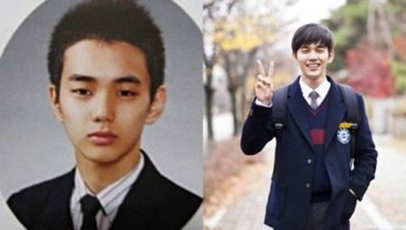"""""""Giật mình"""" với ảnh thời học sinh của loạt mỹ nam xứ Hàn - Ảnh 10"""