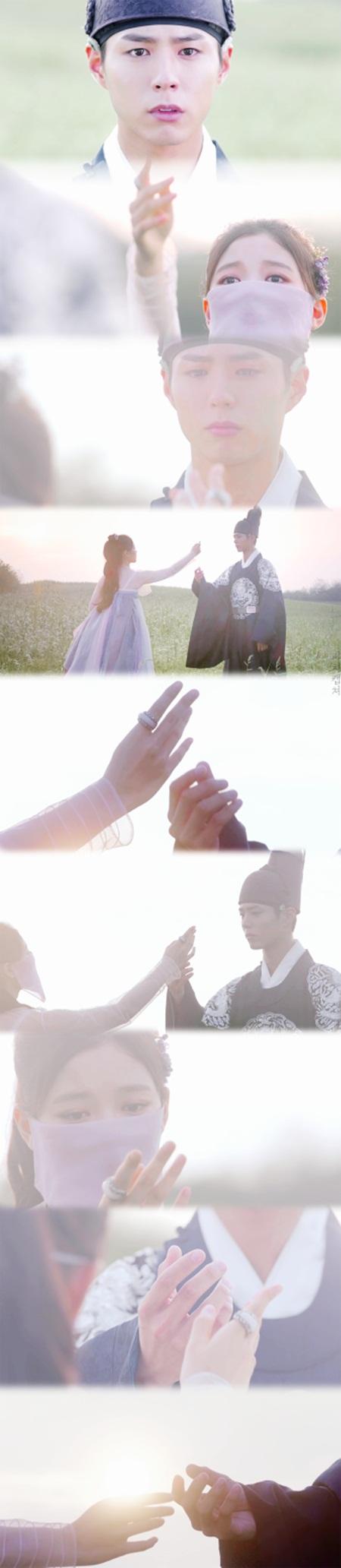 """Diễn xuất mê hoặc của Kim Yoo Jung trong """"Mây họa ánh trăng"""" chinh phục khán giả - Ảnh 6"""