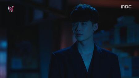 """""""W - Hai thế giới"""" tập 5: Lee Jong Suk từ người hùng hóa kẻ sát nhân - Ảnh 9"""