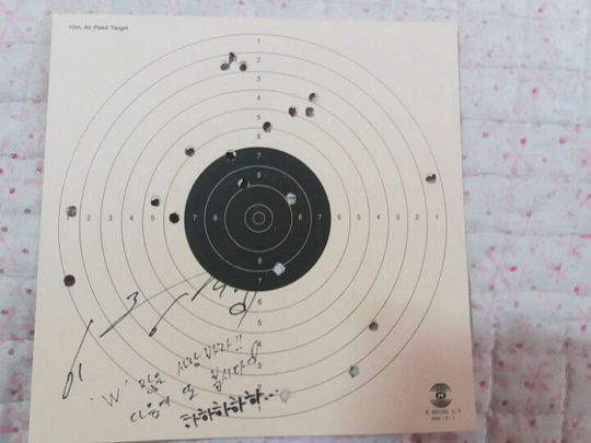 Tiết lộ tài bắn súng của Lee Jong Suk trong đời thực - Ảnh 2
