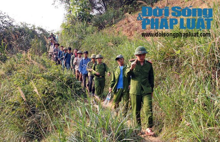 Toàn cảnh vụ cháy rừng suốt 5 ngày tại Nghệ An - Ảnh 5