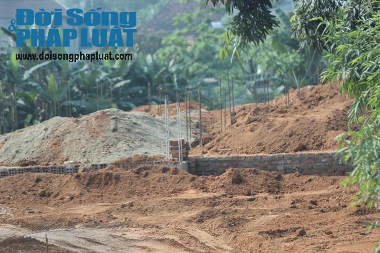 Phớt lờ chỉ đạo của huyện, xã để khai thác đất tràn lan - Ảnh 5