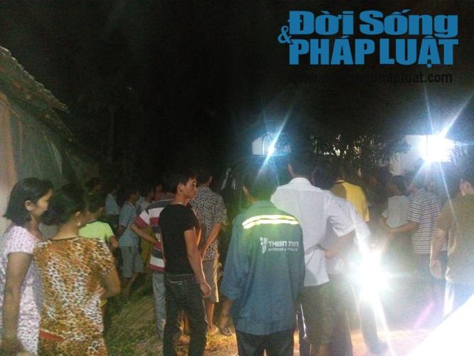 Trắng đêm chờ đón thi thể các nạn nhân trong vụ nổ xe kinh hoàng - Ảnh 5