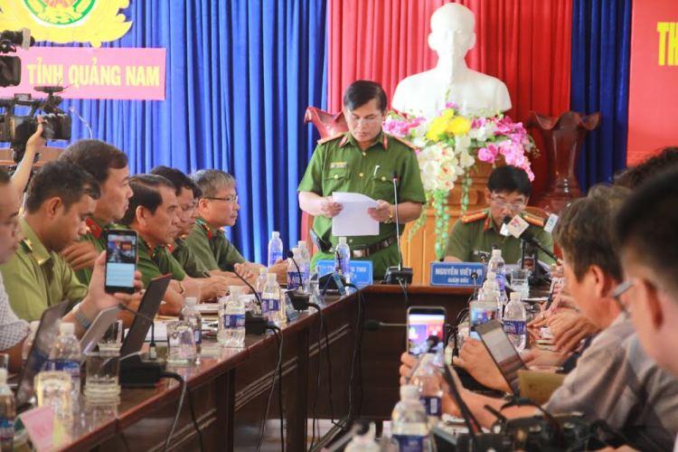 Công bố kết quả điều tra vụ phá rừng pơ mu ở Quảng Nam - Ảnh 3