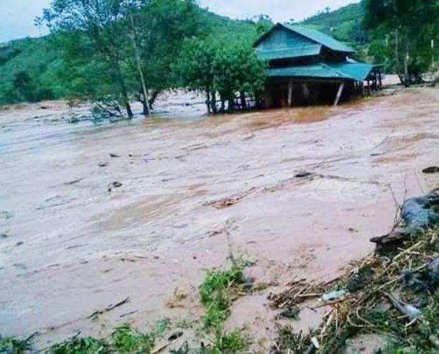Thông tin mới nhất vụ vỡ đường cống dẫn dòng thủy điện sông Bung 2 - Ảnh 2