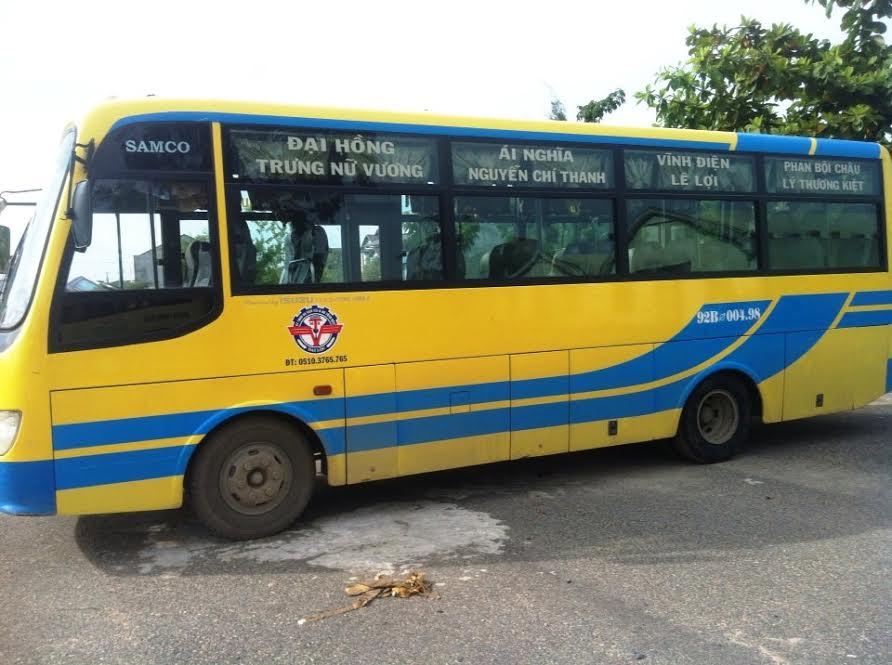 Phát hiện tài xế xe buýt sử dụng bằng giả - Ảnh 1