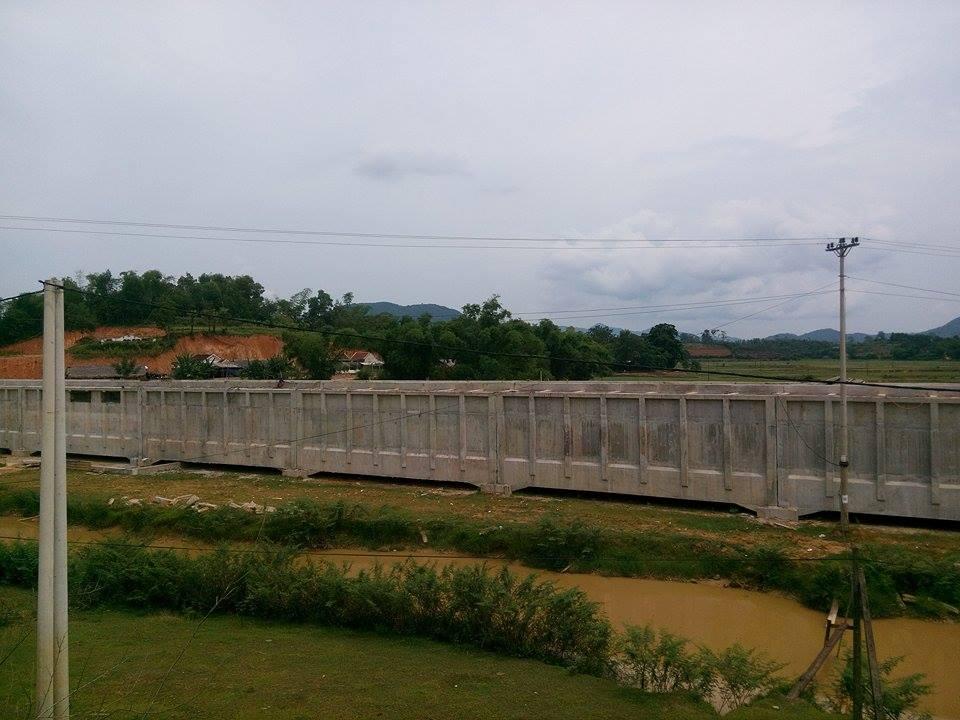 """Vết nứt tại công trình trăm tỷ ở Hà Tĩnh: """"Vẫn nằm trong giới hạn cho phép"""" - Ảnh 2"""