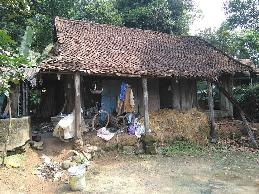 Cụ bà 90 tuổi đau đáu ước mong có ngôi nhà làm nơi thờ cúng - Ảnh 1