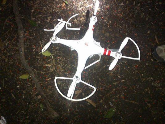 Máy bay không người lái rơi gần Nhà Trắng - Ảnh 1