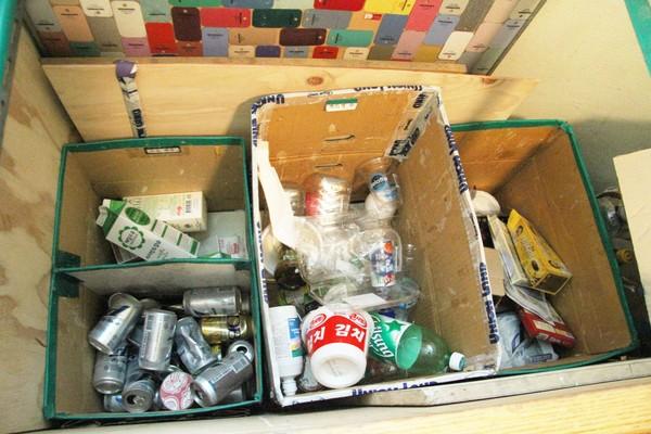 Đổ rác là cả một nghệ thuật tại Hàn Quốc - Ảnh 1