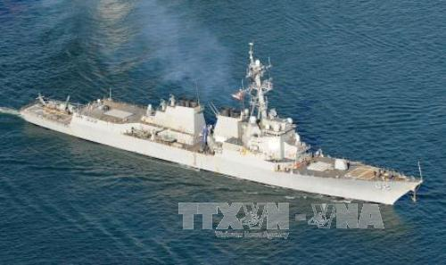 Nghị sĩ Mỹ ủng hộ hoạt động tuần tra của hải quân ở Biển Đông  - Ảnh 1