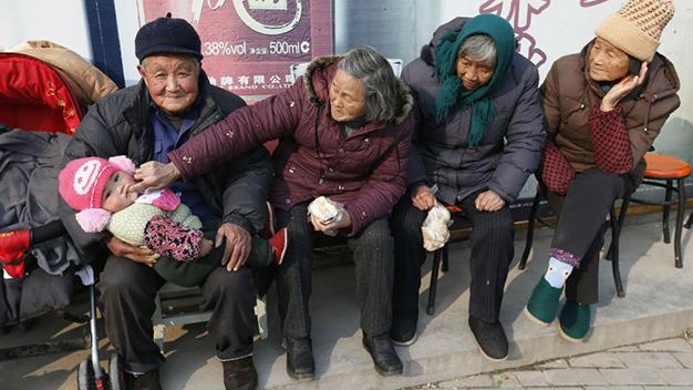 Trung Quốc chấm dứt chính sách một con - Ảnh 3