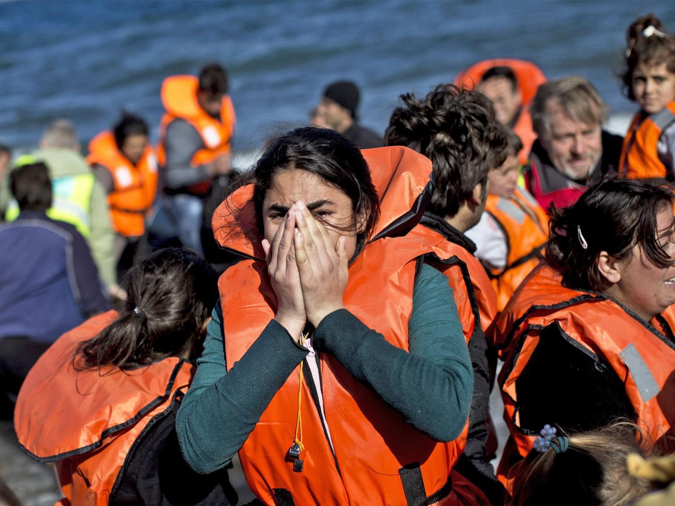 Hy Lạp: Nhiều trẻ em tiếp tục chết đuối do chìm thuyền di cư  - Ảnh 1