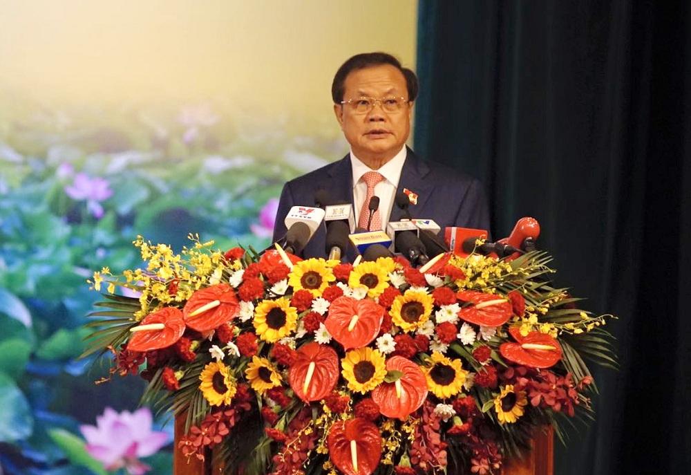 Khai mạc Đại hội Đảng bộ TP Hà Nội lần thứ XVI  - Ảnh 2