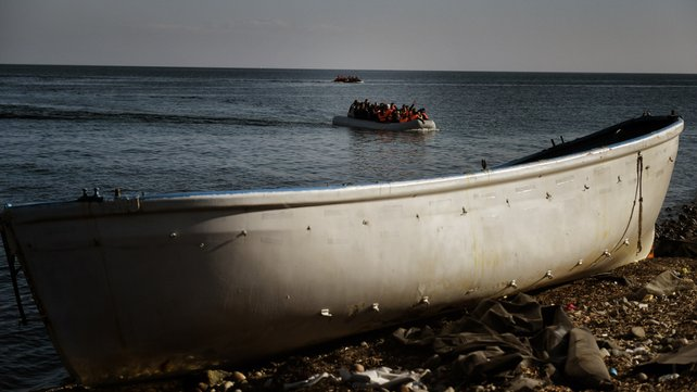 Chìm tàu di cư ngoài khơi bờ biển Thổ Nhĩ Kỳ, 14 người thiệt mạng - Ảnh 2