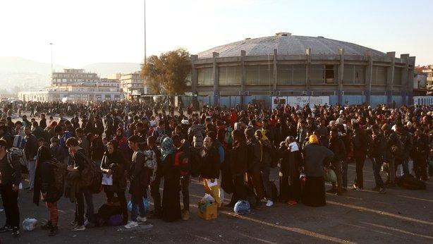 Chìm tàu di cư ngoài khơi bờ biển Thổ Nhĩ Kỳ, 14 người thiệt mạng - Ảnh 3