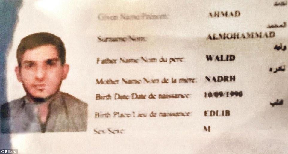 Vụ khủng bố Paris: Công bố danh tính của 3 kẻ đánh bom - Ảnh 1