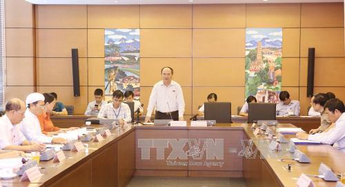 Quốc hội thảo luận tổ về dự án Luật dược (sửa đổi) và dự án Luật về hội  - Ảnh 1