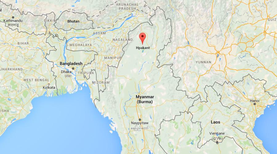Lở đất ở Myanmar, ít nhất 100 người thiệt mạng, 100 người mất tích - Ảnh 3