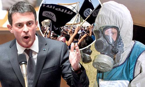Vụ khủng bố Paris: Pháp lo ngại IS đầu độc nguồn nước - Ảnh 2
