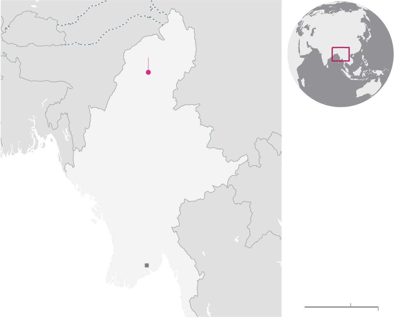 Vụ lở đất tại Myanmar: Số người thiệt mạng tăng lên 113 - Ảnh 2