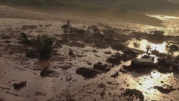 Vỡ đập tại Brazil, ít nhất 60 người thiệt mạng và mất tích - Ảnh 2
