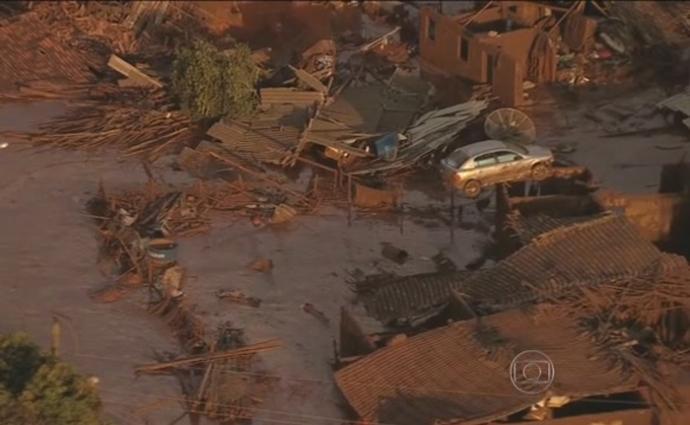 Vỡ đập tại Brazil, ít nhất 60 người thiệt mạng và mất tích - Ảnh 3
