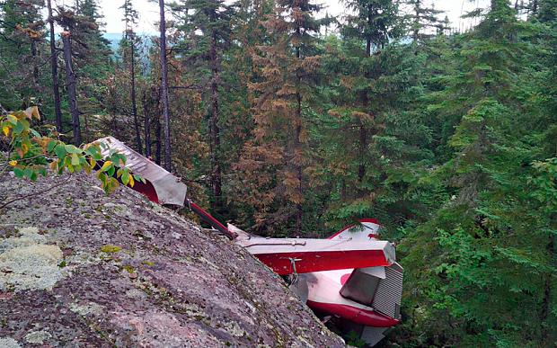 6 người thiệt mạng trong vụ va chạm máy bay ở Canada - Ảnh 1