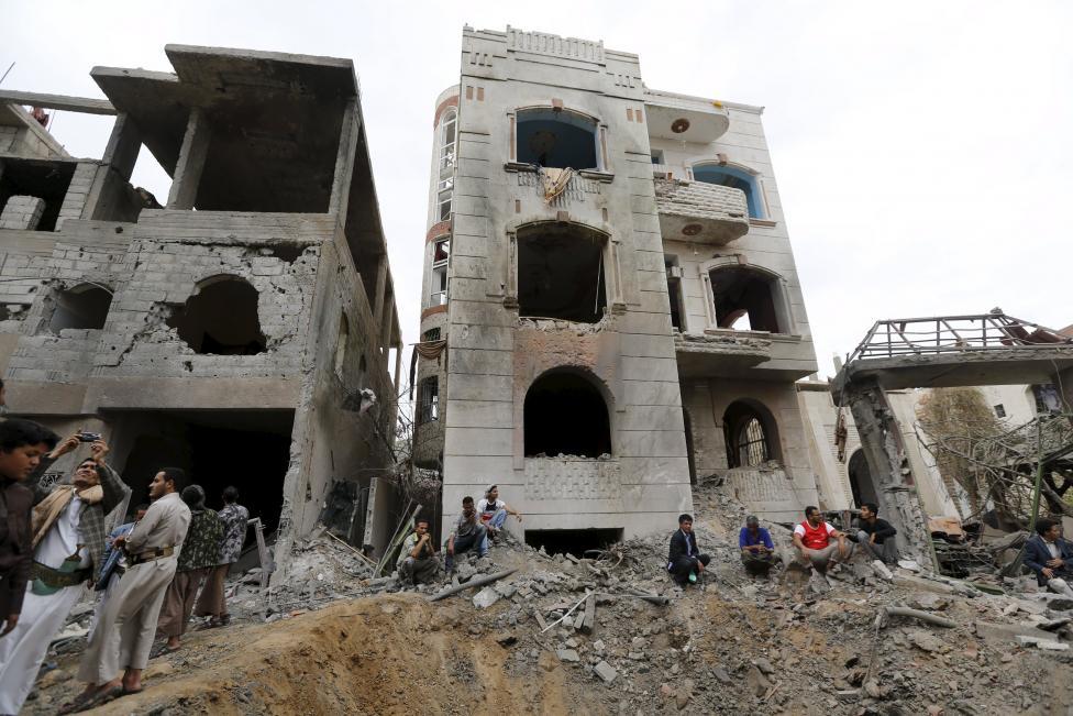 36 dân thường thiệt mạng vì không kích tại Yemen - Ảnh 1